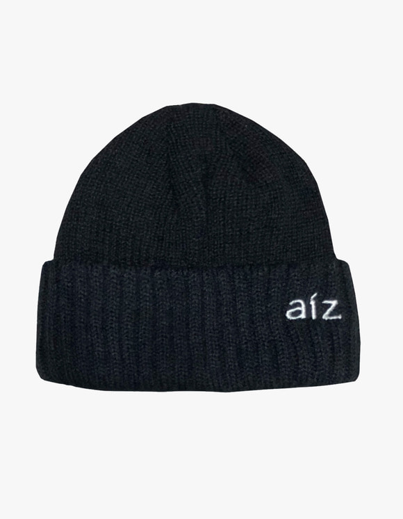 AIZ Skate AIZ Beanie - Black | HEIGHTS. | 하이츠 온라인 스토어