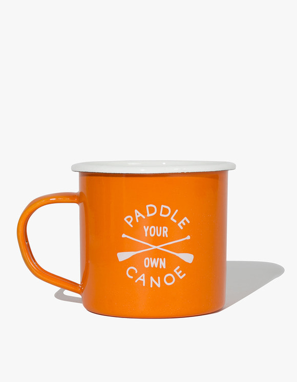 IZOLA NYC Paddle Your Own Canoe 11oz Mug | HEIGHTS. | 하이츠 온라인 스토어