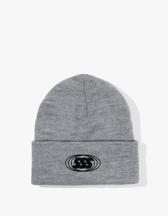 Stanton Street Sports Security Beanie - Heather Grey | HEIGHTS. | 하이츠 온라인 스토어