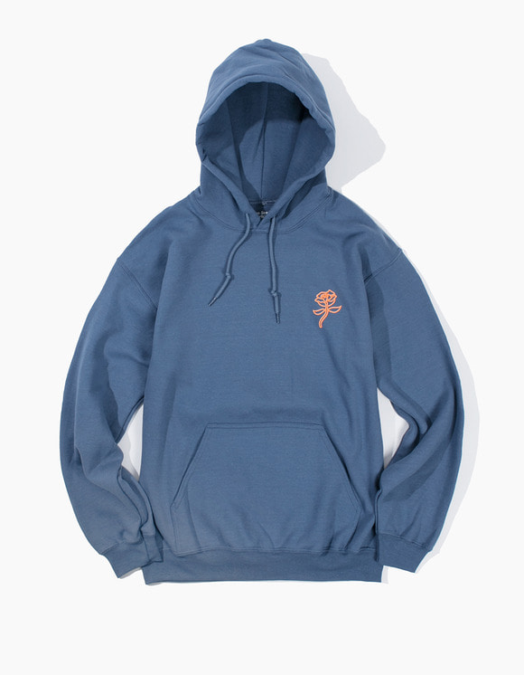Stanton Street Sports Botanica Hoody - Vintage Blue | HEIGHTS. | 하이츠 온라인 스토어