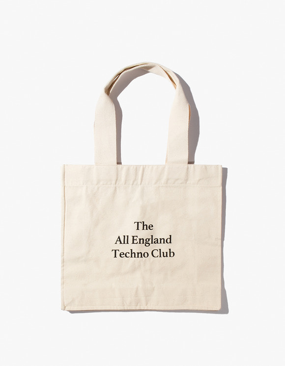 IDEA All England Techno Tote Bag - Natural | HEIGHTS. | 하이츠 온라인 스토어