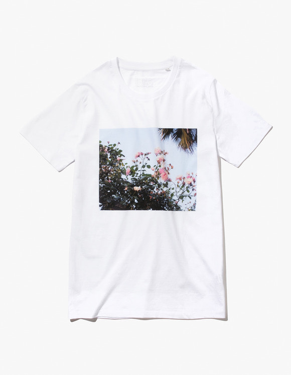 IDEA Takashi Homma T-Shirt - White | HEIGHTS. | 하이츠 온라인 스토어