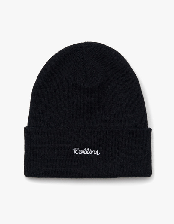 sounds good! Rollins Beanie - Black | HEIGHTS. | 하이츠 온라인 스토어