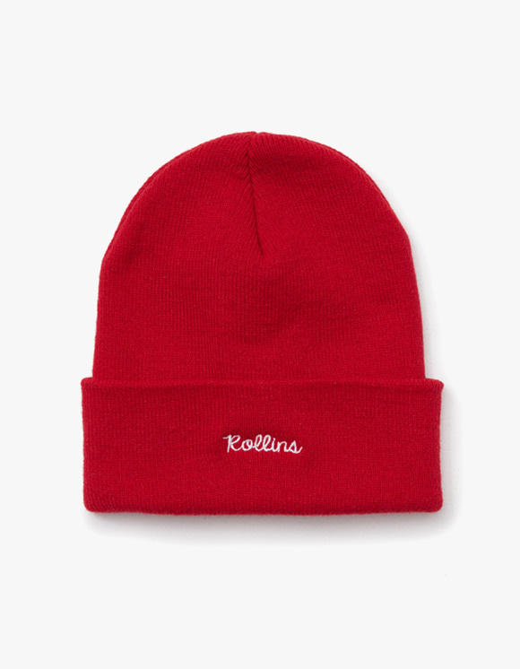 sounds good! Rollins Beanie - Red | HEIGHTS. | 하이츠 온라인 스토어