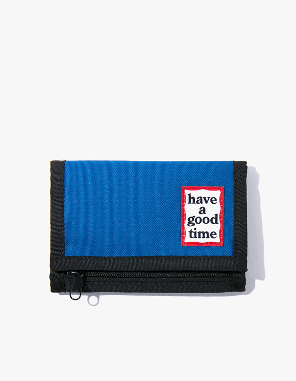 have a good time Cordura® Frame Wallet - Blue | HEIGHTS. | 하이츠 온라인 스토어