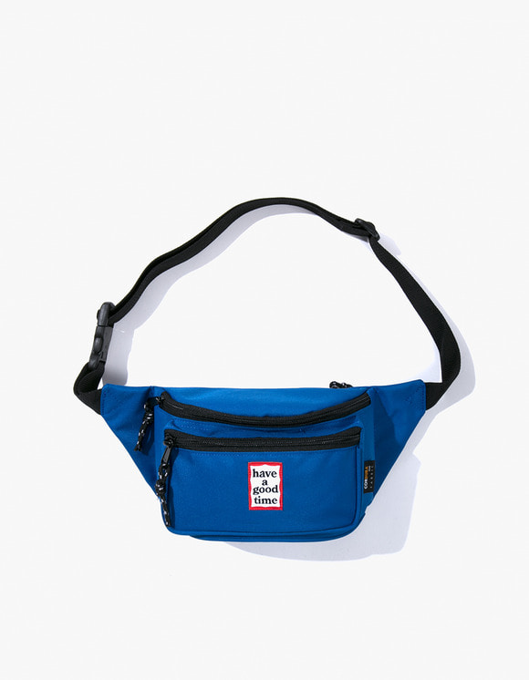 have a good time Cordura® Frame Waist Bag - Blue | HEIGHTS. | 하이츠 온라인 스토어