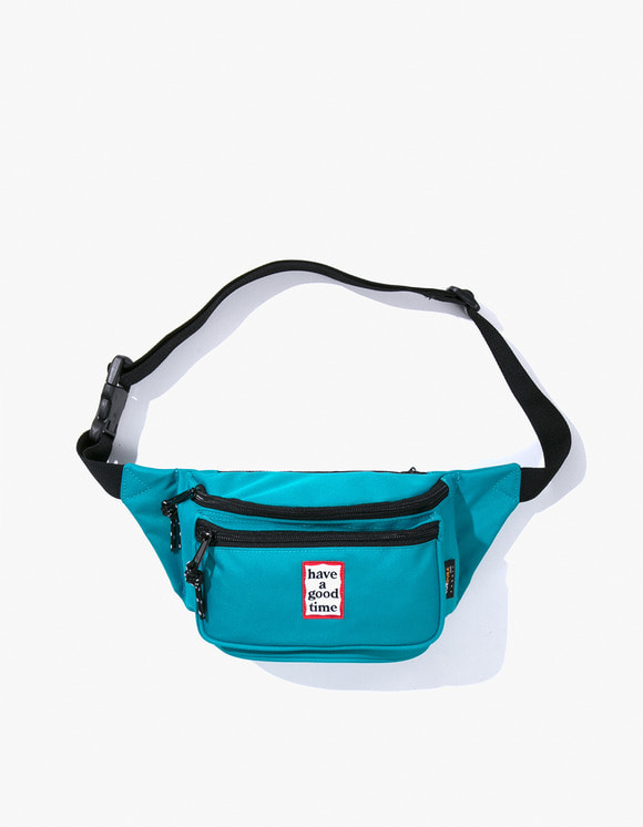 have a good time Cordura® Frame Waist Bag - Peacock | HEIGHTS. | 하이츠 온라인 스토어