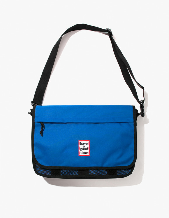 have a good time Cordura® Frame Messenger Bag - Blue | HEIGHTS. | 하이츠 온라인 스토어