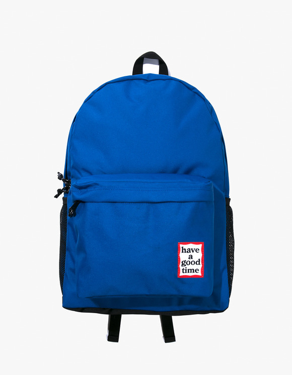 have a good time Cordura® Frame Backpack - Blue | HEIGHTS. | 하이츠 온라인 스토어