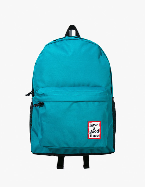 have a good time Cordura® Frame Backpack - Peacock | HEIGHTS. | 하이츠 온라인 스토어