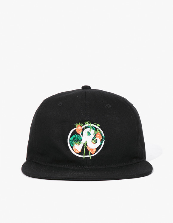 Richardson Strawberry Teamster Cap - Black | HEIGHTS. | 하이츠 온라인 스토어