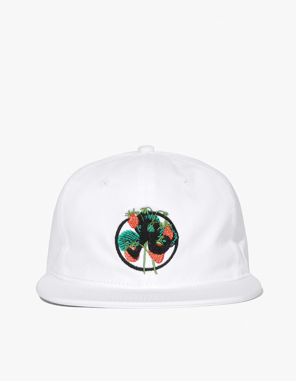 Richardson Strawberry Teamster Cap - White | HEIGHTS. | 하이츠 온라인 스토어