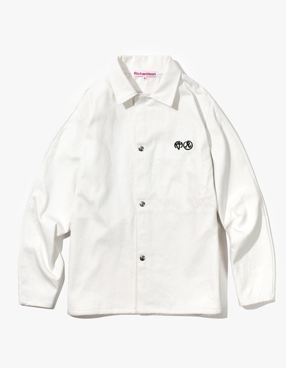 Richardson Welder's Jacket - White | HEIGHTS. | 하이츠 온라인 스토어