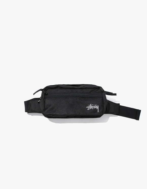 Stussy Stock Side Bag - Black | HEIGHTS. | 하이츠 온라인 스토어