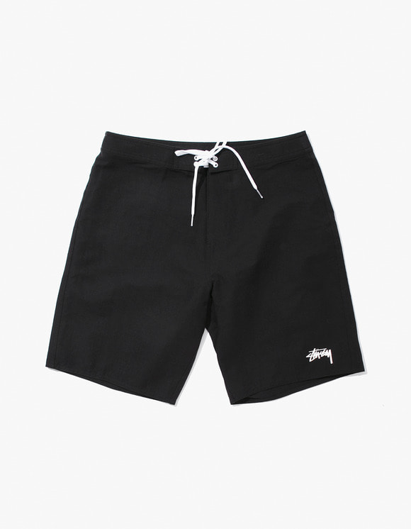 Stussy Stock Trunks - Black | HEIGHTS. | 하이츠 온라인 스토어