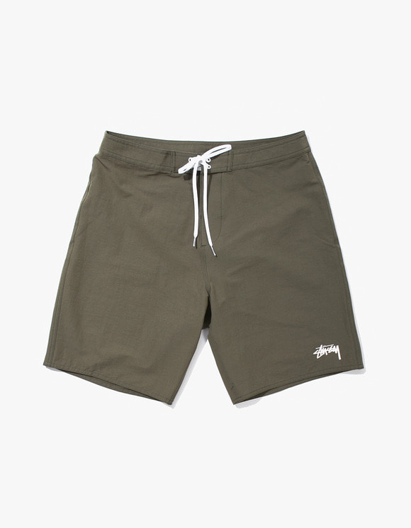 Stussy Stock Trunks - Olive | HEIGHTS. | 하이츠 온라인 스토어