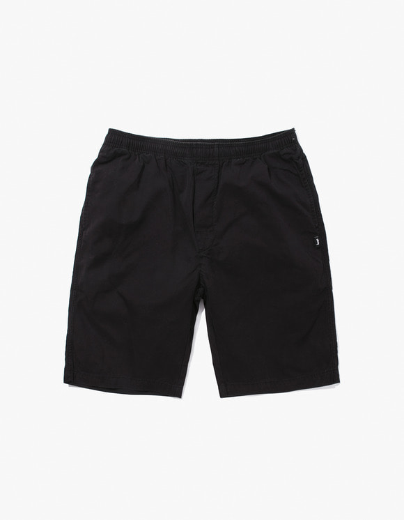 Stussy Brushed Beach Short - Black | HEIGHTS. | 하이츠 온라인 스토어