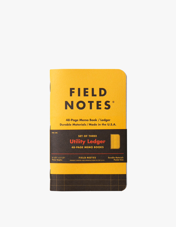 Field Notes Utility Graph | HEIGHTS. | 하이츠 온라인 스토어