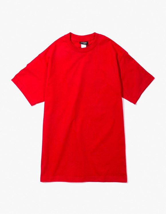 Independent BTGC S/S Tee - Red | HEIGHTS. | 하이츠 온라인 스토어