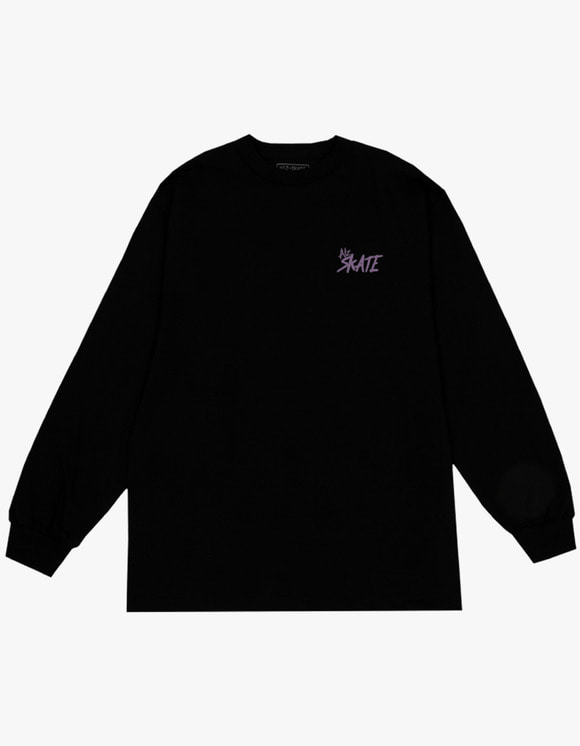 AIZ Skate Venus L/S Tee - Black | HEIGHTS. | 하이츠 온라인 스토어