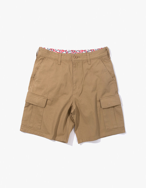 have a good time 6 Pocket Shorts - Beige | HEIGHTS. | 하이츠 온라인 스토어