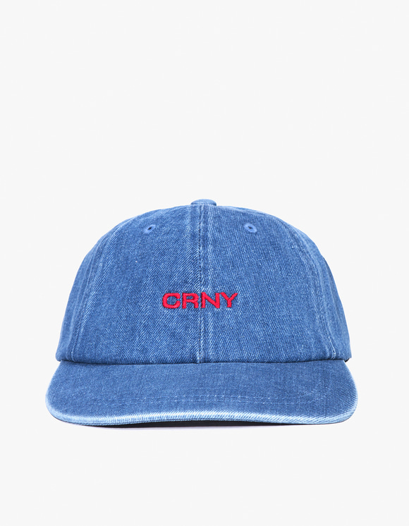 CORNY / BOOTLEG Lowkey 6 Panel Polo Cap - Denim | HEIGHTS. | 하이츠 온라인 스토어