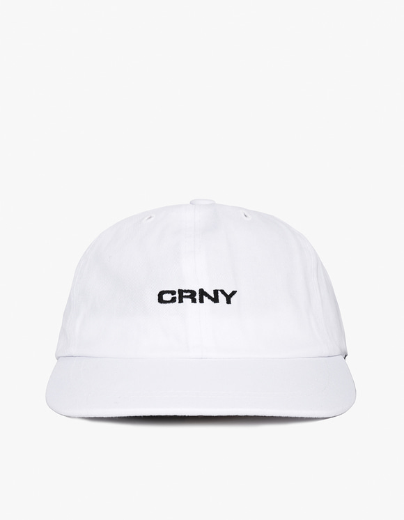 CORNY / BOOTLEG Lowkey 6 Panel Polo Cap - White | HEIGHTS. | 하이츠 온라인 스토어