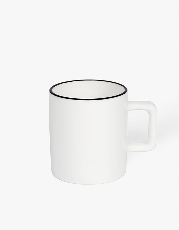BEACH BOUND Classic Mug - Black | HEIGHTS. | 하이츠 온라인 스토어