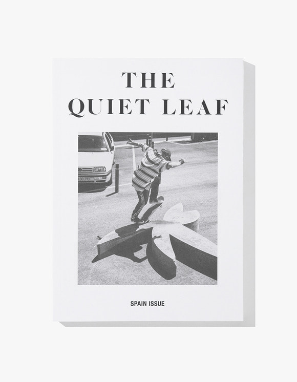 The Quiet Leaf The Quiet Leaf - Spain Issue | HEIGHTS. | 하이츠 온라인 스토어