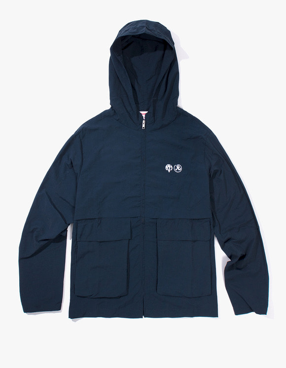 Richardson RH Windbreaker - Midnight Blue | HEIGHTS. | 하이츠 온라인 스토어