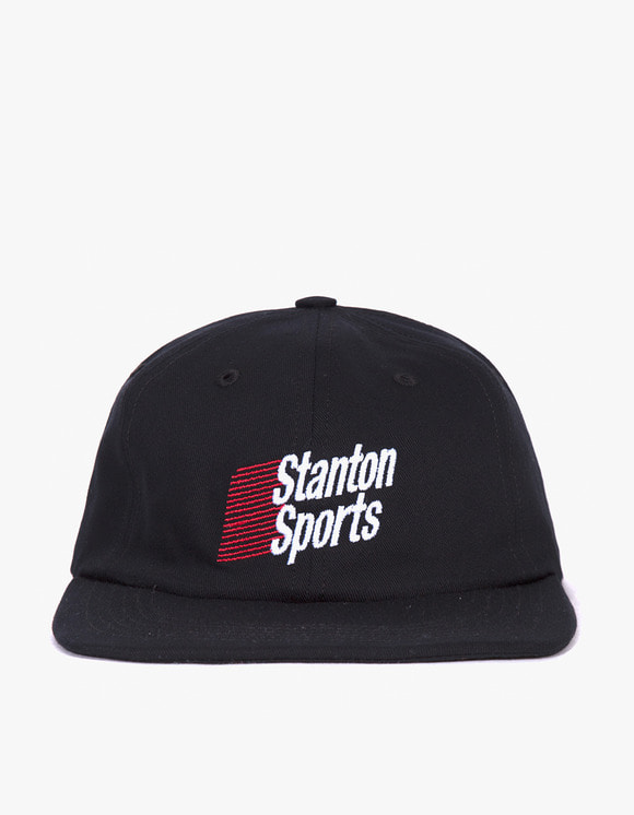 Stanton Street Sports Stanton Lotto Polo Hat - Black | HEIGHTS. | 하이츠 온라인 스토어