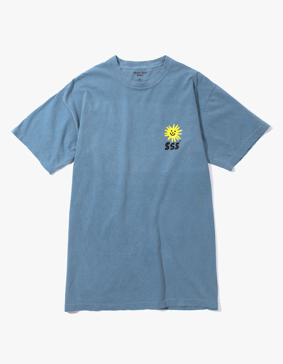 Stanton Street Sports Stanton Sunny Days T-Shirt - Wave Blue | HEIGHTS. | 하이츠 온라인 스토어