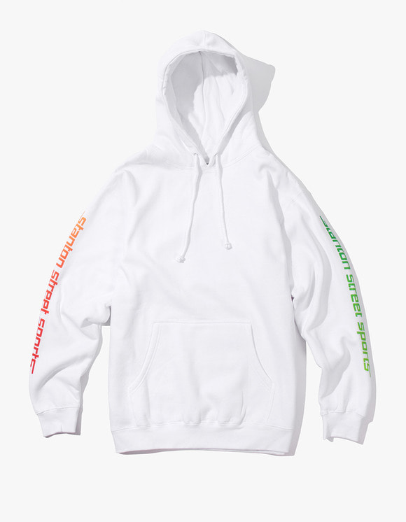 Stanton Street Sports Stanton Zone Hoody - White | HEIGHTS. | 하이츠 온라인 스토어