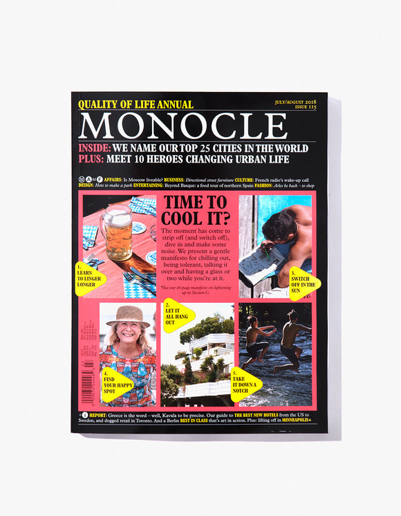 Monocle Monocle Magazine - Issue 115 | HEIGHTS. | 하이츠 온라인 스토어