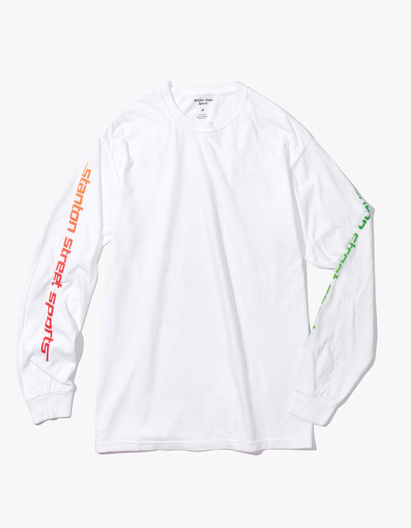 Stanton Street Sports Stanton Zone L/S T-Shirt - White | HEIGHTS. | 하이츠 온라인 스토어