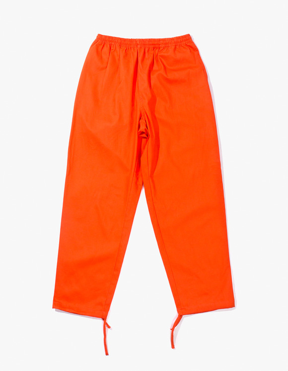 CORNY / BOOTLEG Prisoner Pants - Orange | HEIGHTS. | 하이츠 온라인 스토어