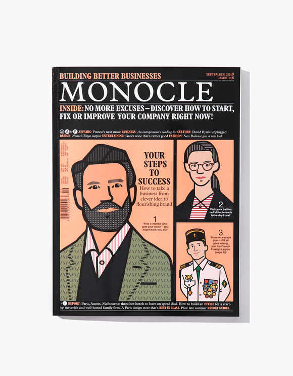 Monocle Monocle Magazine - Issue 116 | HEIGHTS. | 하이츠 온라인 스토어