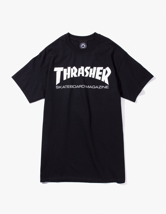 Thrasher Skate Mag S/S Tee - Black | HEIGHTS. | 하이츠 온라인 스토어