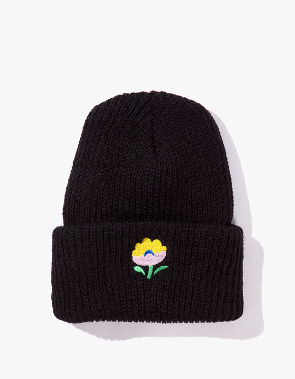 PARK DELI Campus Knit Cap - Black | HEIGHTS. | 하이츠 온라인 스토어