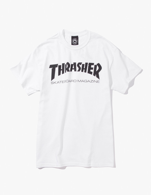 Thrasher Skate Mag S/S Tee - White | HEIGHTS. | 하이츠 온라인 스토어