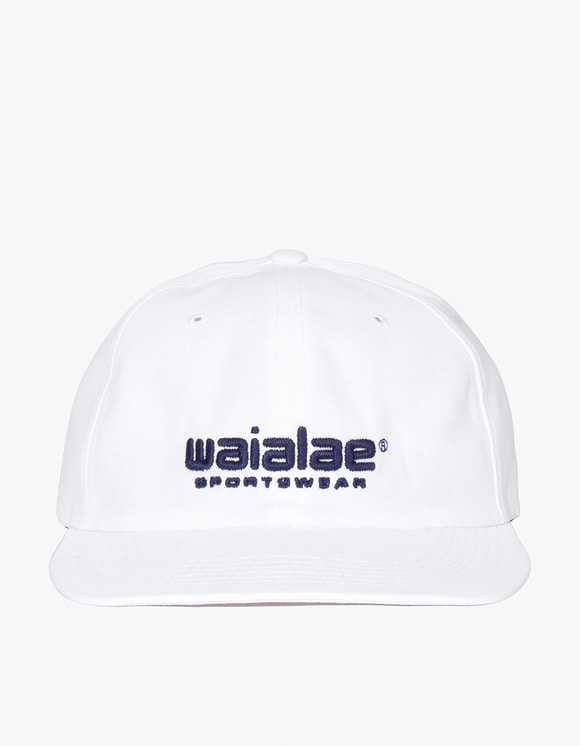 Waialae Sportswear Equipment Cap - White | HEIGHTS. | 하이츠 온라인 스토어