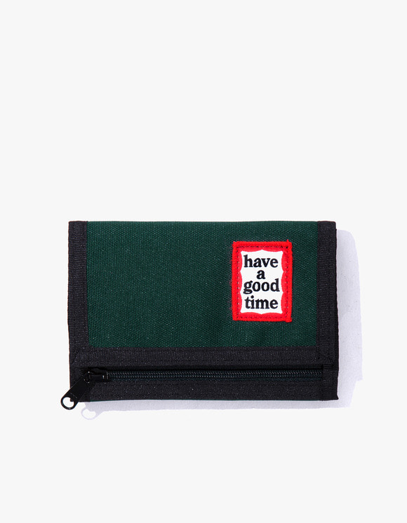 have a good time Cordura® Frame Wallet - Dark Green | HEIGHTS. | 하이츠 온라인 스토어