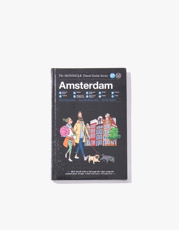 Monocle Travel Guide - Amsterdam | HEIGHTS. | 하이츠 온라인 스토어
