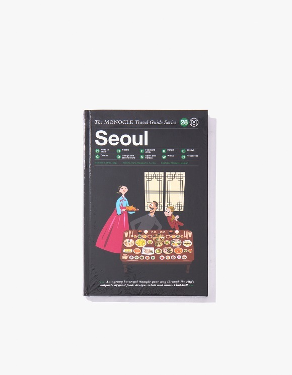 Monocle Travel Guide - Seoul | HEIGHTS. | 하이츠 온라인 스토어