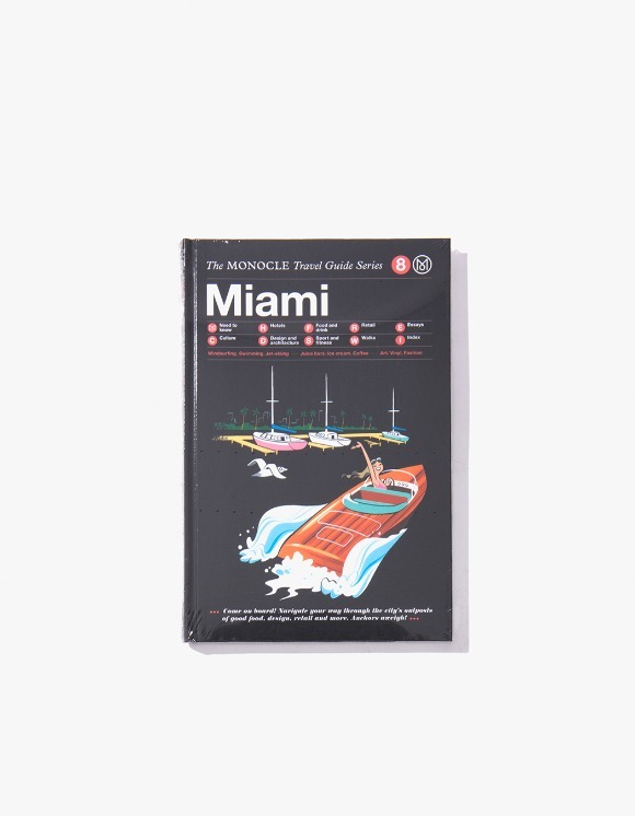 Monocle Travel Guide - Miami | HEIGHTS. | 하이츠 온라인 스토어