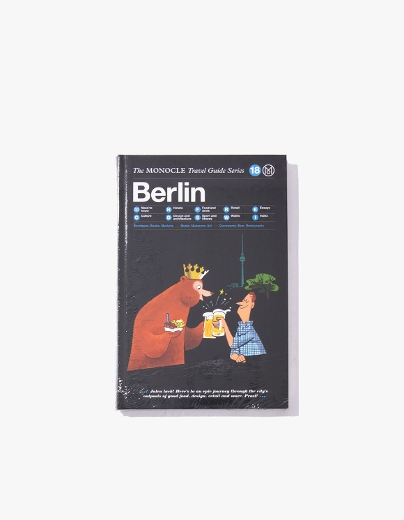 Monocle Travel Guide - Berlin | HEIGHTS. | 하이츠 온라인 스토어