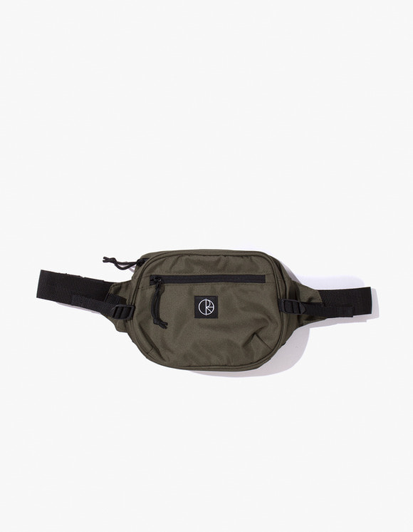 Polar Skate Co. Cordura Hip Bag - Olive | HEIGHTS. | 하이츠 온라인 스토어