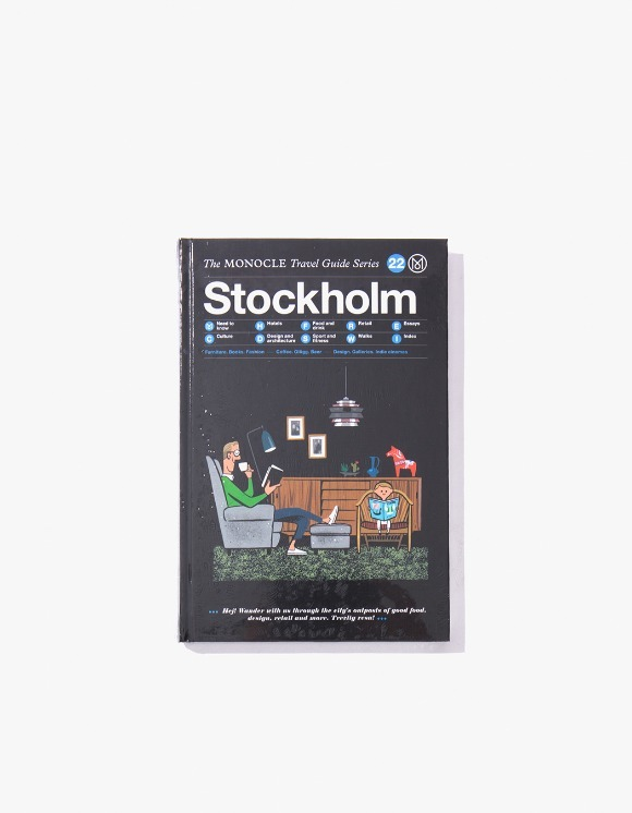 Monocle Travel Guide - Stockholm | HEIGHTS. | 하이츠 온라인 스토어