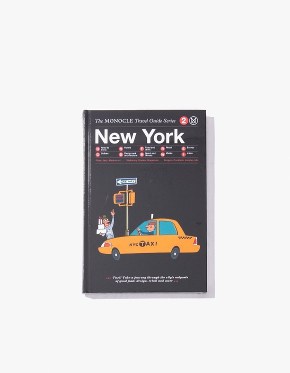 Monocle Travel Guide - New York | HEIGHTS. | 하이츠 온라인 스토어