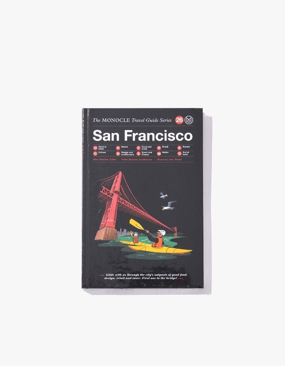Monocle Travel Guide - San Francisco | HEIGHTS. | 하이츠 온라인 스토어